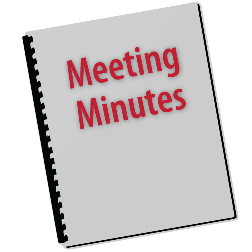 Meeting Minutes Pic
